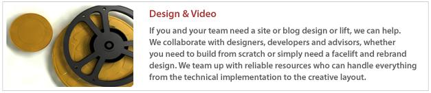 Design & Video