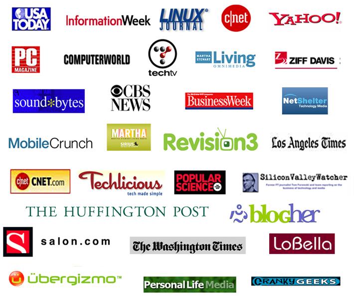 media kudos logos